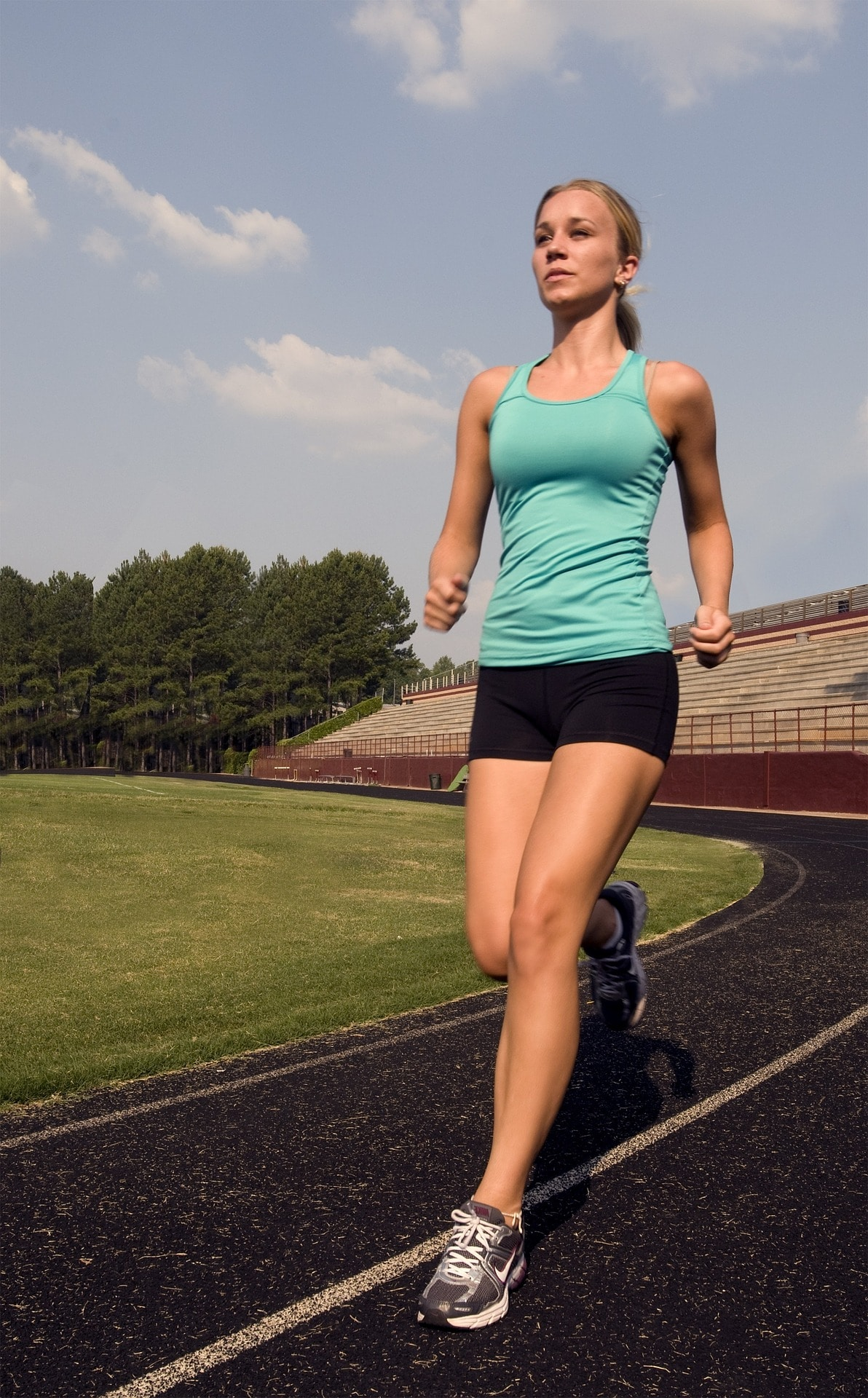 running when sore tips to help